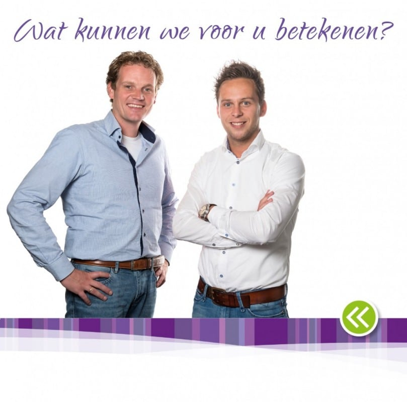 Button Rutger en Ruud