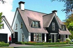 Villabouw-Koninginnenpage home