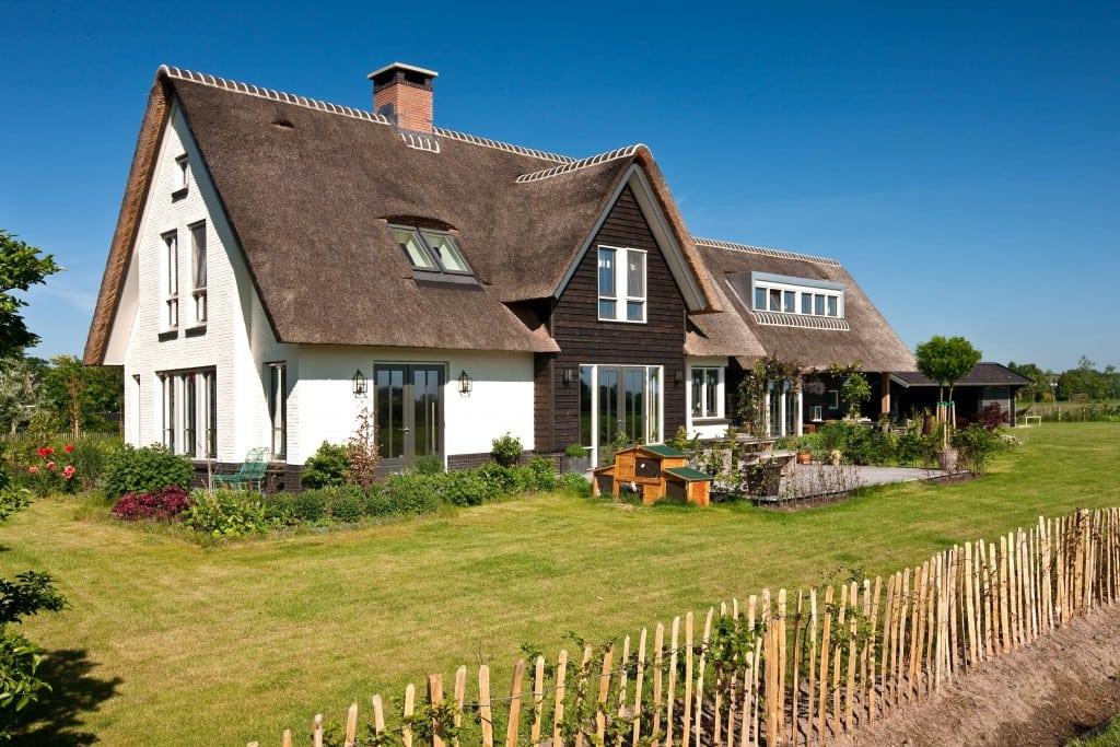 eigen huis bouwen architectuurwonen
