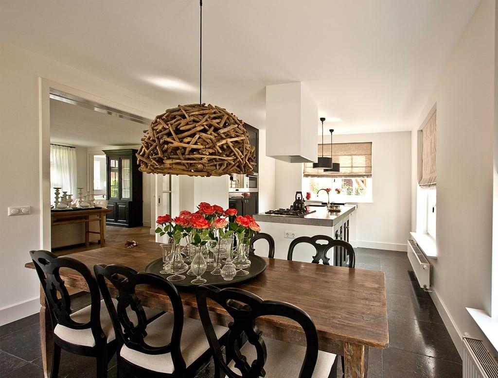 Villa icarusblauwtje architectuurwonen for Eigen keuken bouwen