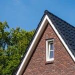 Huis bouwen Icarusblauwtje zolderraam