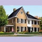 Huis bouwen Nachtpauwoog voorzijde uitbouw