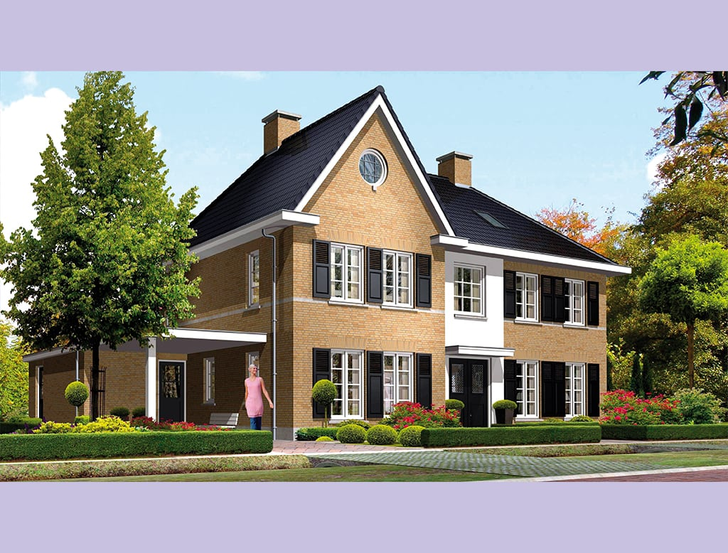 Villa nachtpauwoog architectuurwonen for Contact eigen huis