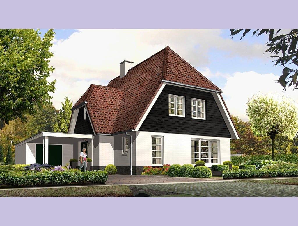 Villa Groot Koolwitje - Architectuurwonen
