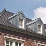 Villa bouwen Kleine Vuurvlinder dakkapellen