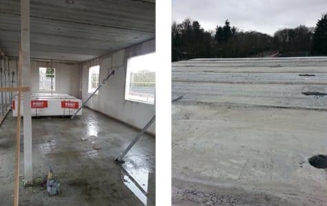 Begane grond bouw villa Lindepijlstaart