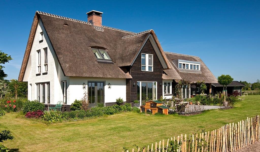 Villa koninginnenpage te soest architectuurwonen for Kavel en huis droomhuis