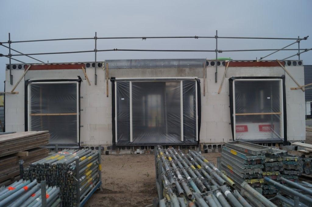 Blog bouw villa Nachtpauwoog, sept 2017