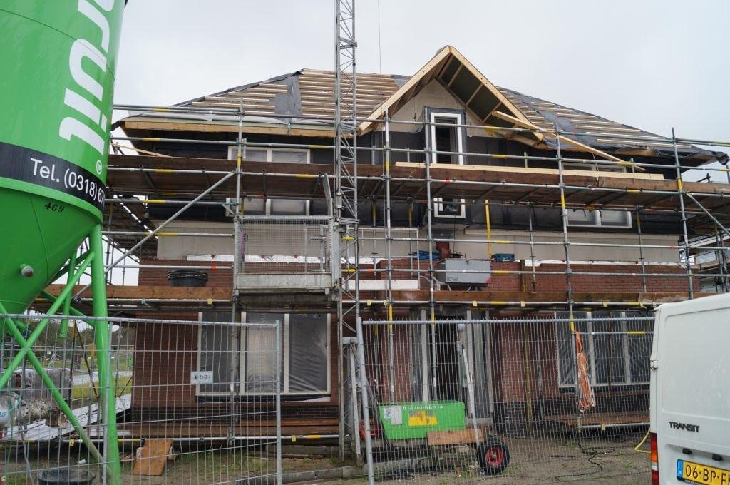 Blog bouw villa Nachtpauwoog, nov 2017 1