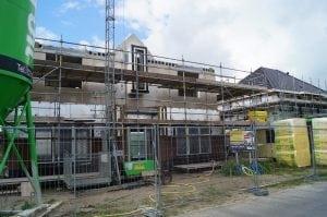 Blog bouw villa Nachtpauwoog, nov 2017