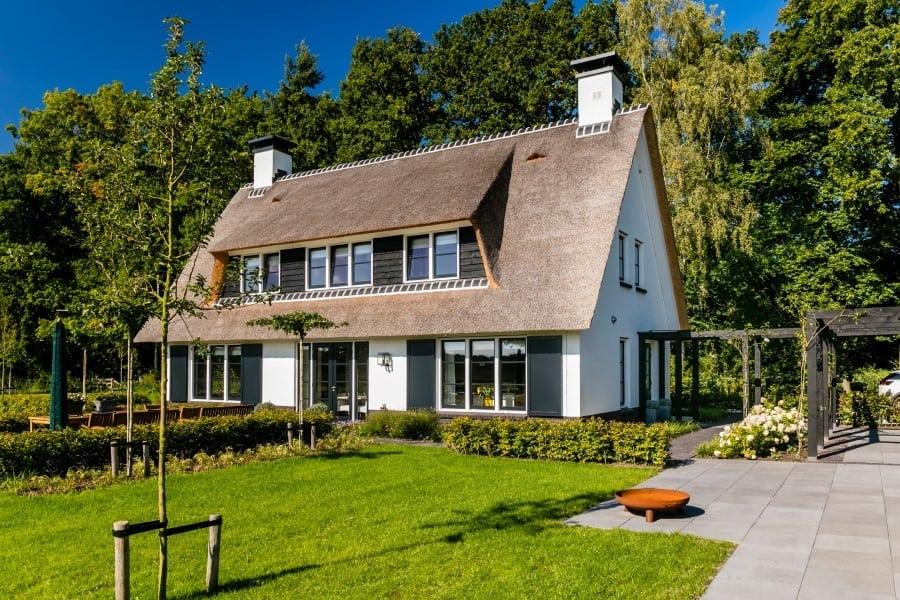 Villa-Koninginnenpage-te-Soestdijk-achteraanzicht