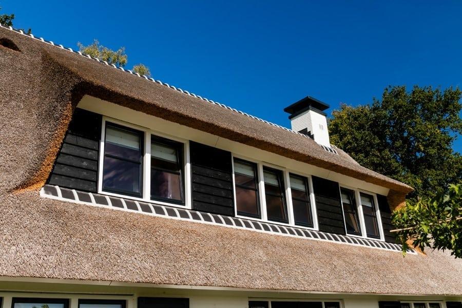 Villa Koninginnenpage te Soestdijk detail dakkapel