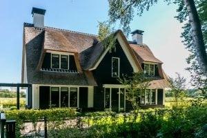 Villa Koninginnenpage te Soestdijk vooraanzicht