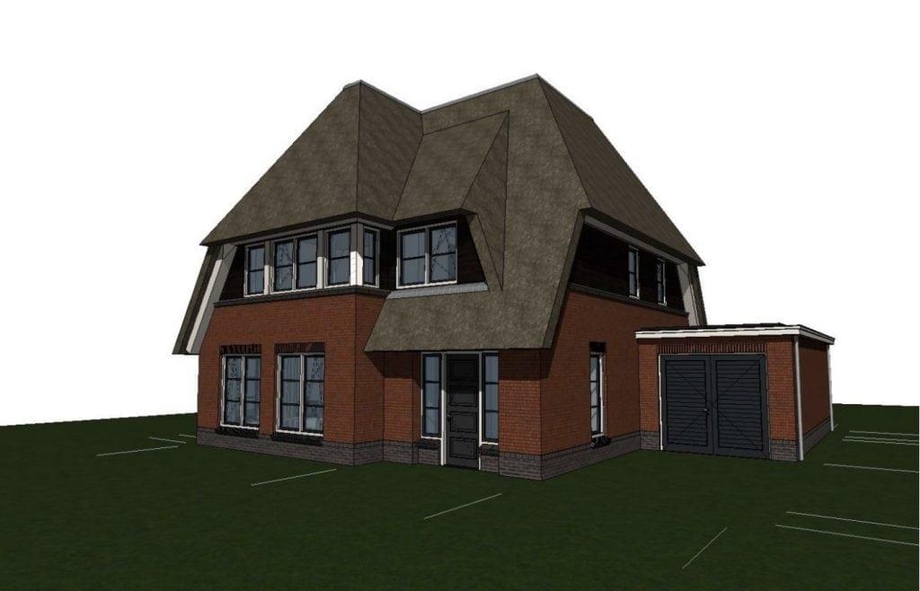 Blo villa Apeldoorn- Boswitje - Architectuurwonen.nl