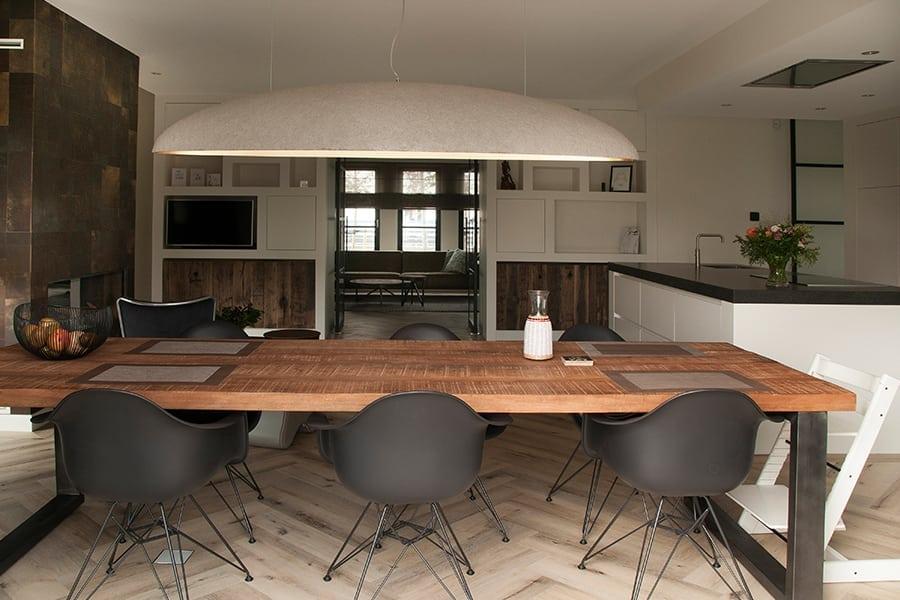 Moderne-keuken-villabouw
