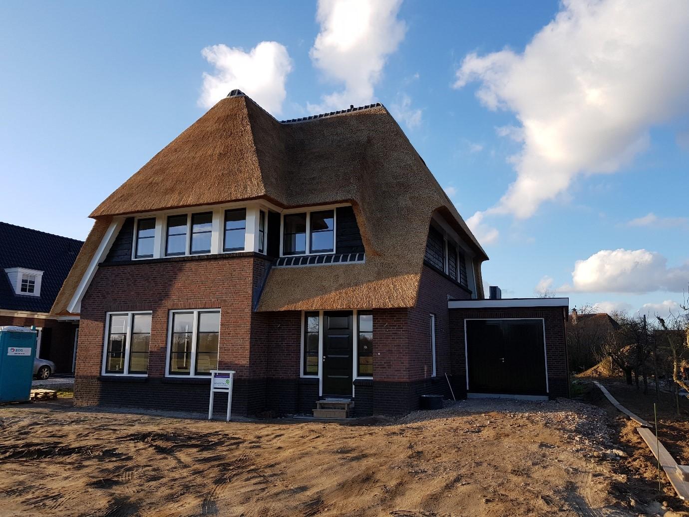 Villa Boswitje Nieuwenhuis - Architectuurwonen.nl
